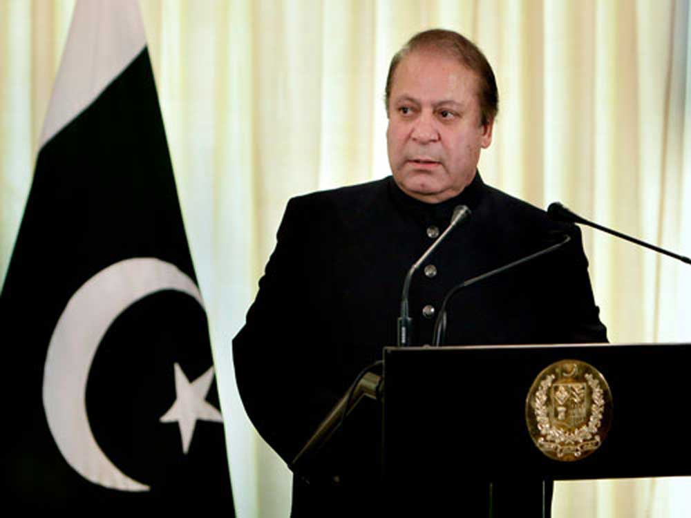 Sharif appears before court o face trial in corruption cases