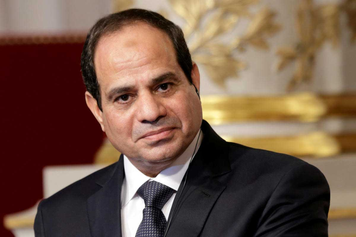 Egypt's Sisi not to seek third term: report
