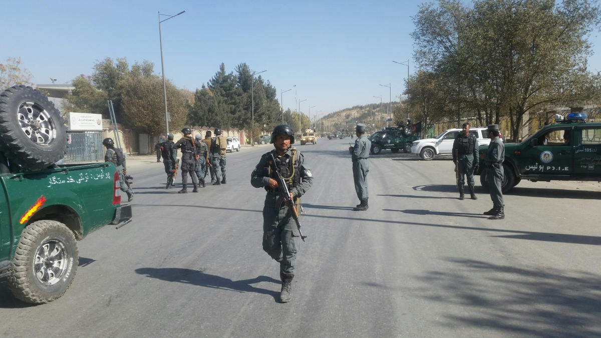 Gunmen storm Kabul TV station in ongoing attack: employee