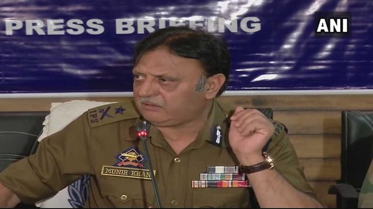Masood Azhar's nephew among three militants killed in Kashmir
