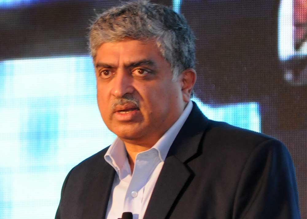 India working towards framework on privacy : Nilekani