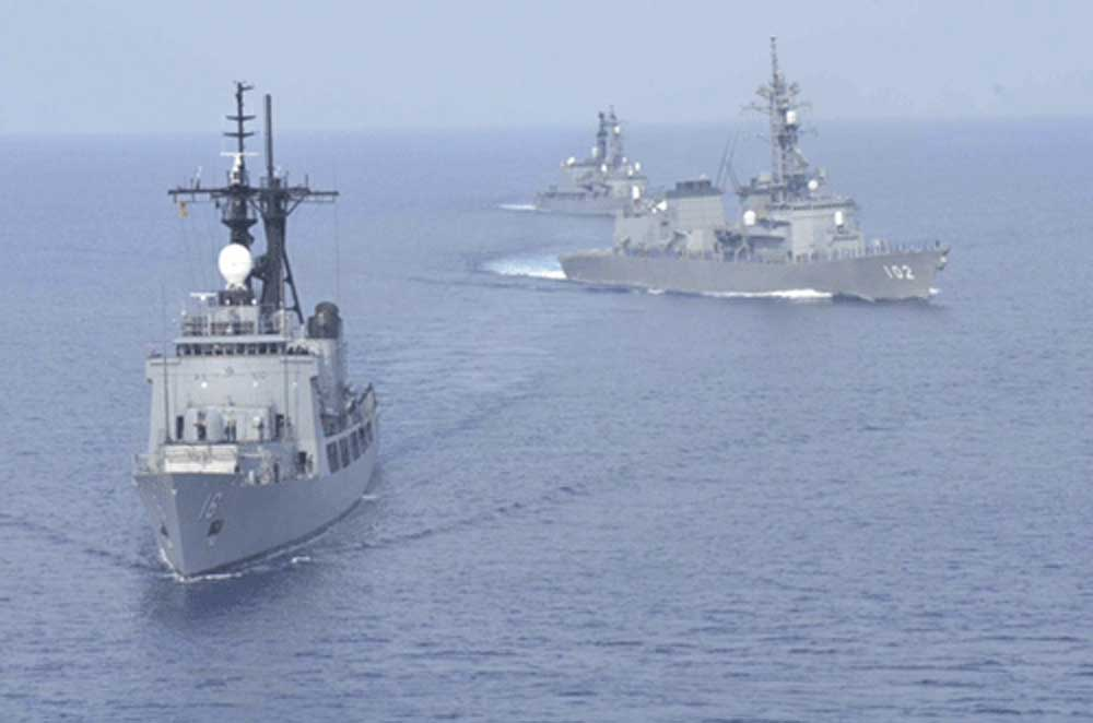 Philippines backs down in South China Sea after pressure from China