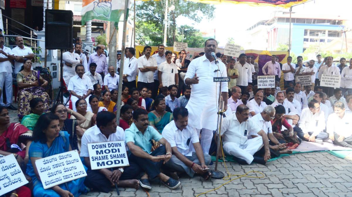 Congress seeks White Paper on economic condition