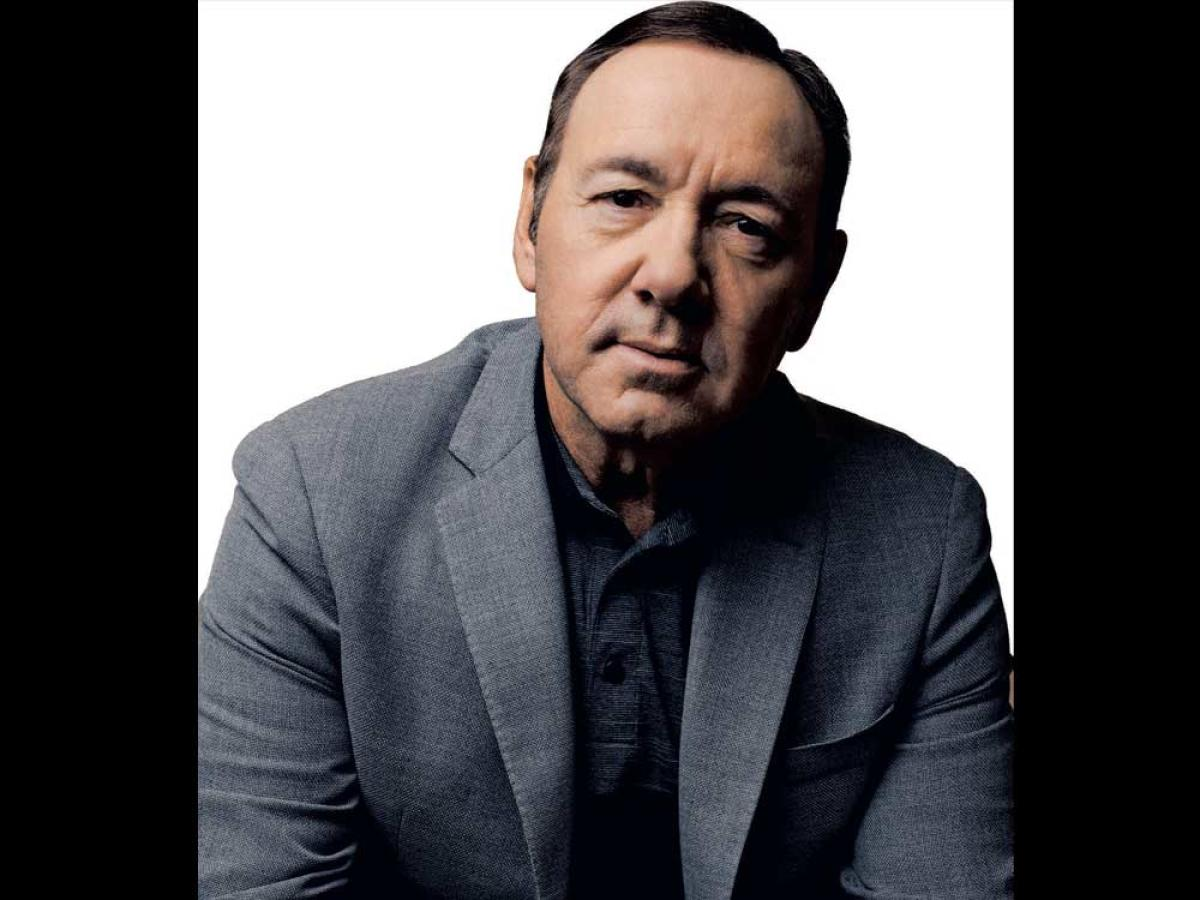 Spacey dropped from Ridley Scott's All the Money in the World
