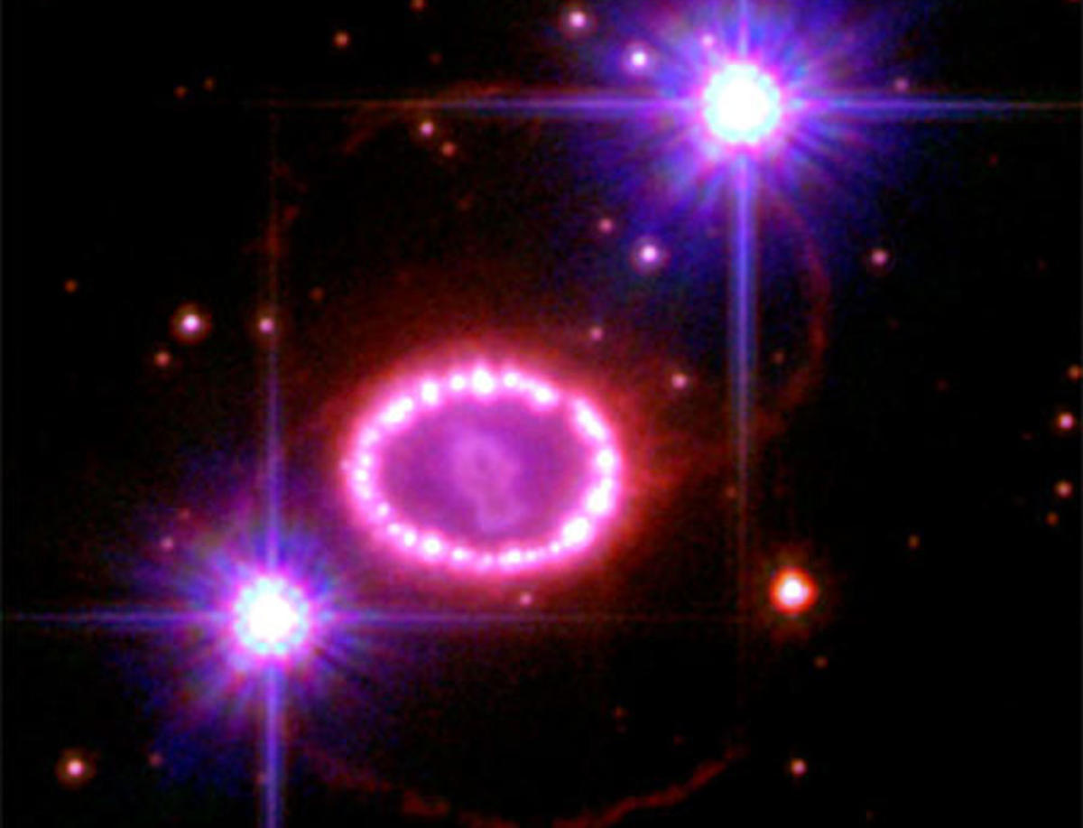 'Bizarre star that refuses to die discovered'