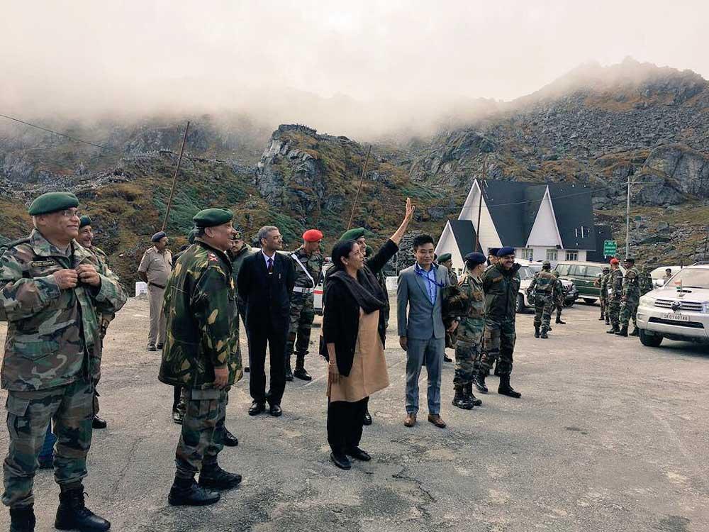 India dismisses China's objection to Nirmala's Arunachal visit