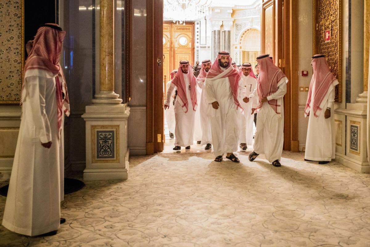 Where family, state merge, will Saudi Arabia be fair?