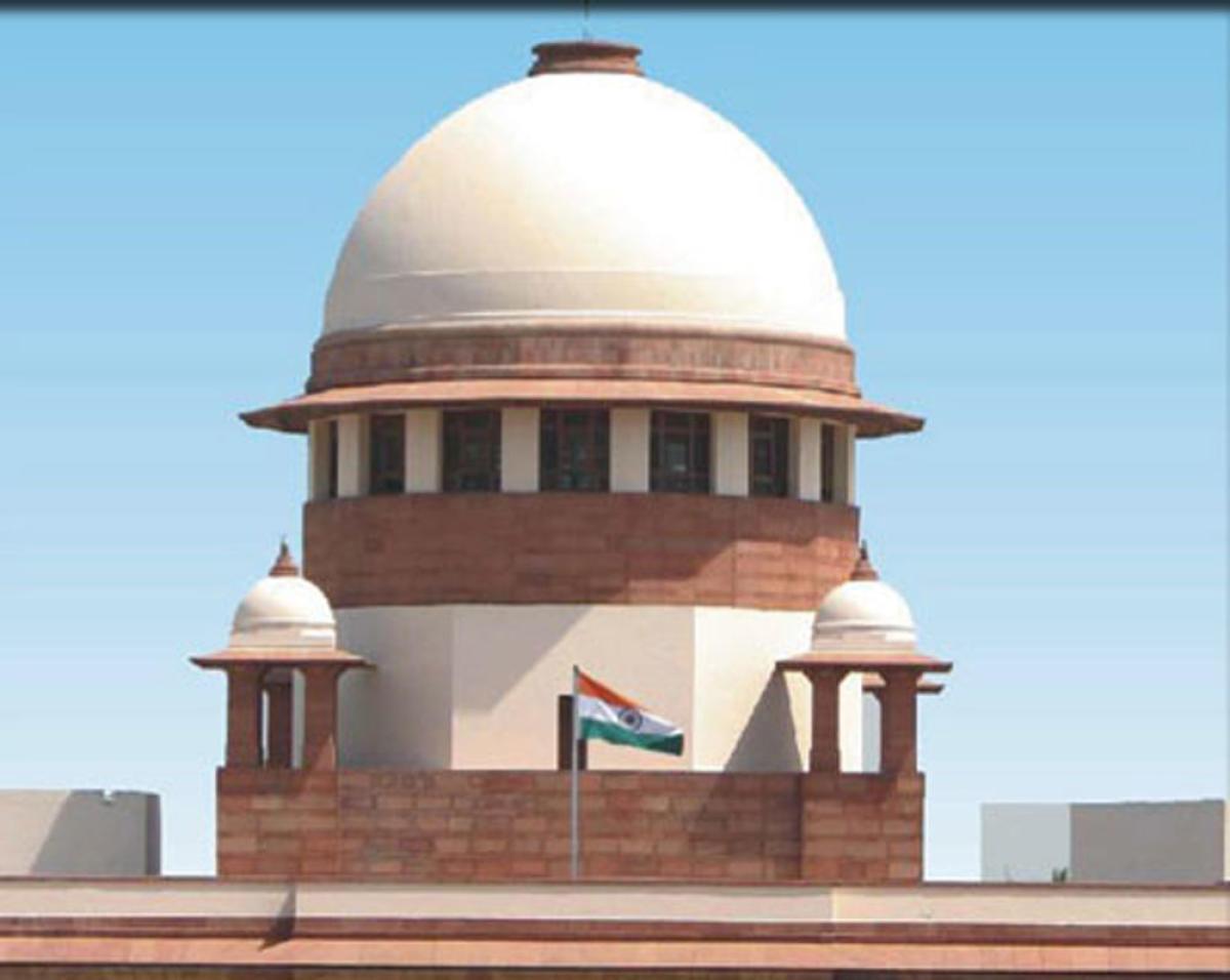 SC overturns 2-judge bench order on judges bribery case