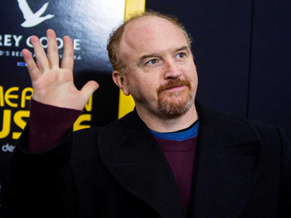 US comedian Louis CK admits to sexual misconduct charges