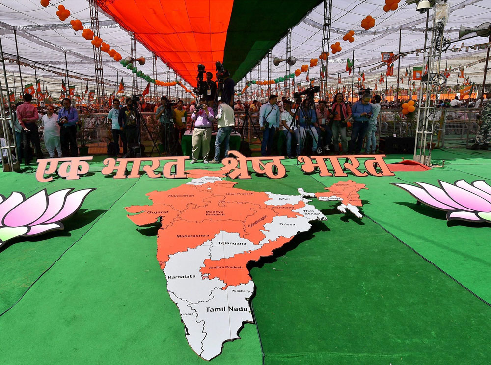 Right-wing BJP becomes single largest party in J&K Upper House