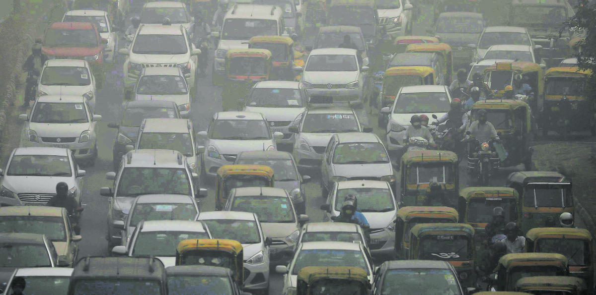 NGT allows Delhi's odd-even car rationing scheme with riders