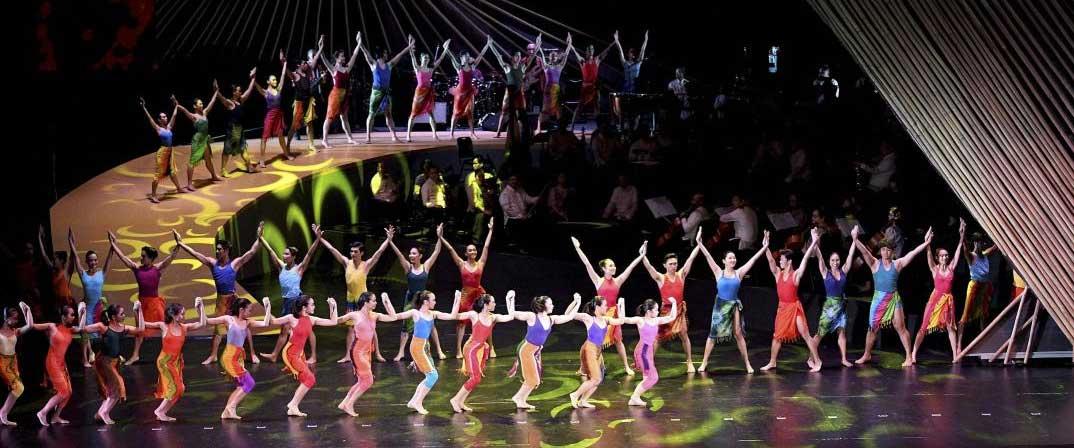 Ramayana ballet at ASEAN opening draws huge applause