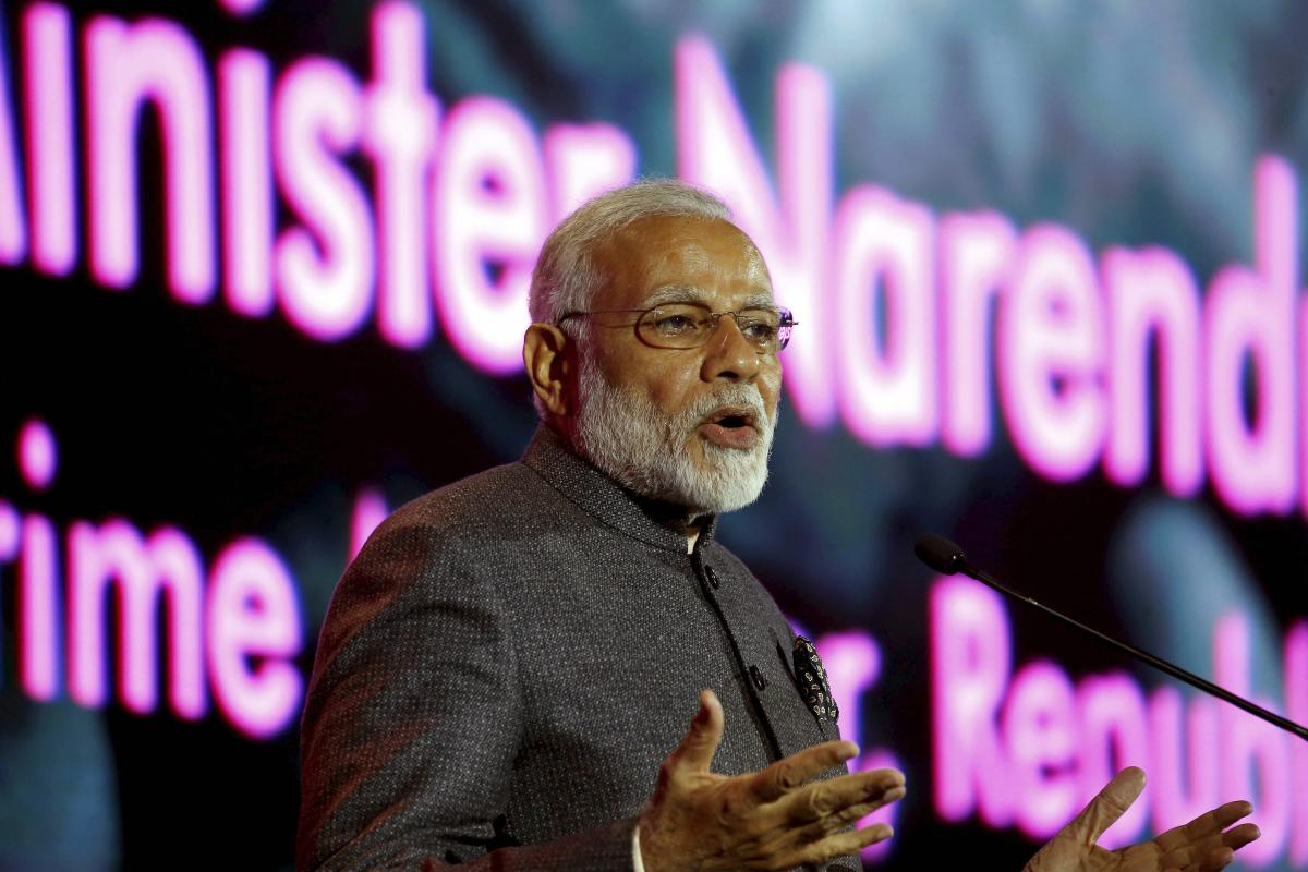 Work hard to ensure 21st Century belongs to India: Modi