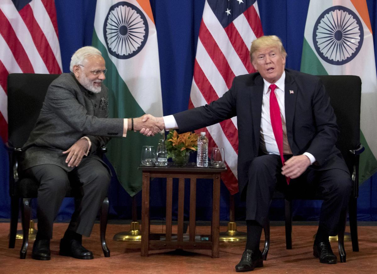 US, India can rise beyond bilateral ties: Modi toTrump
