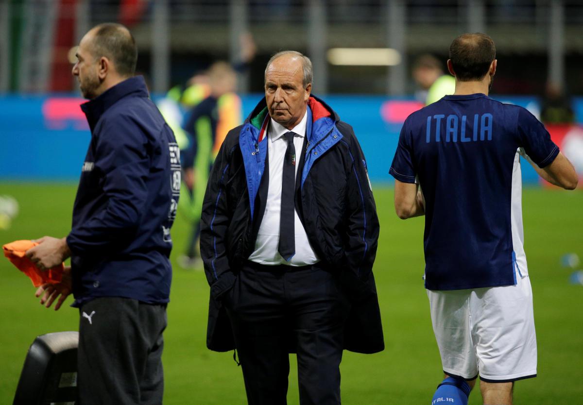 Italy to discuss Ventura future on Wednesday