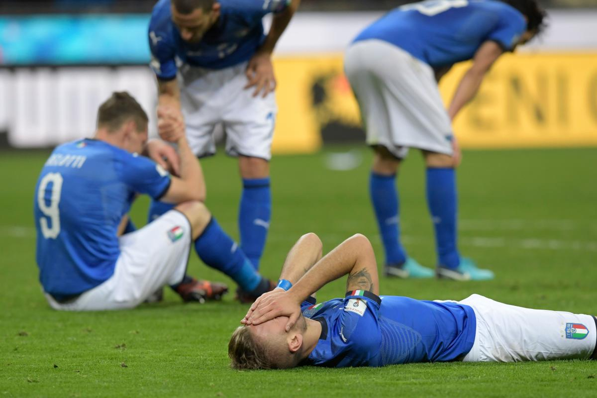 Four-time champs Italy fail to qualify for World Cup