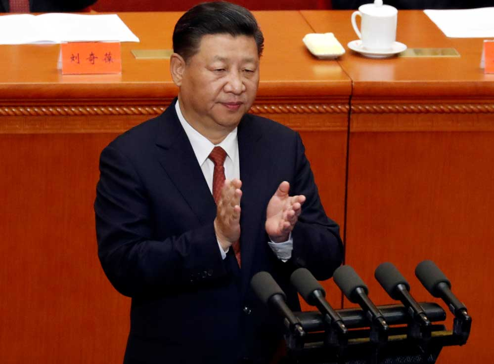 Christians in China swap Jesus posters with Xi: Report