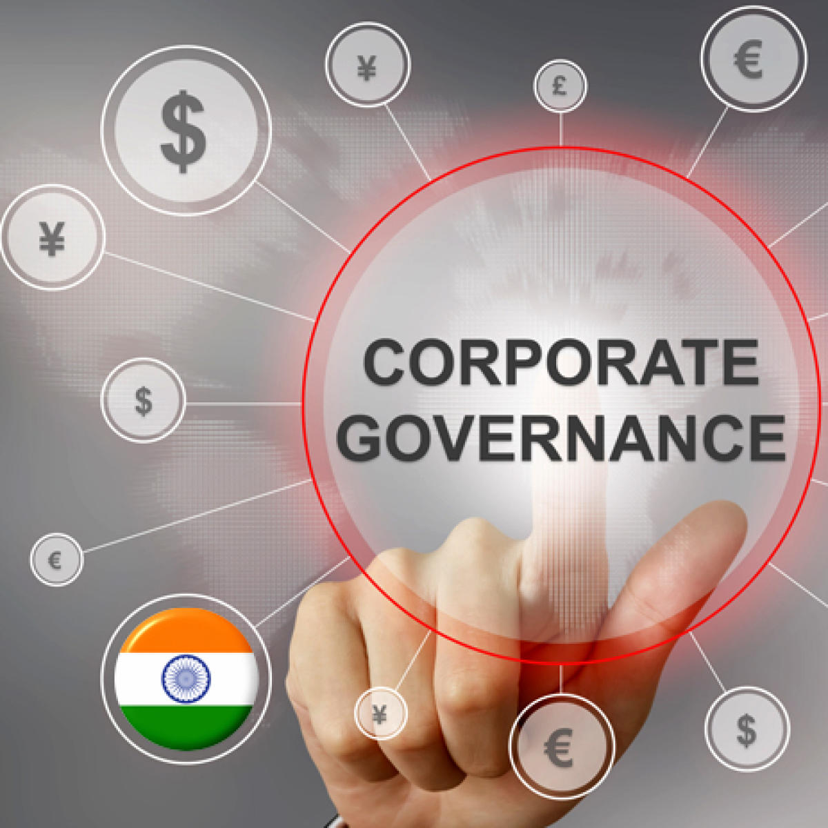 Is corporate governance superior to country governance?