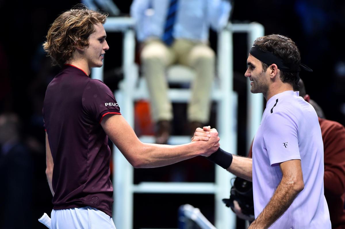Federer endorses Zverev, says he has the 'full package'
