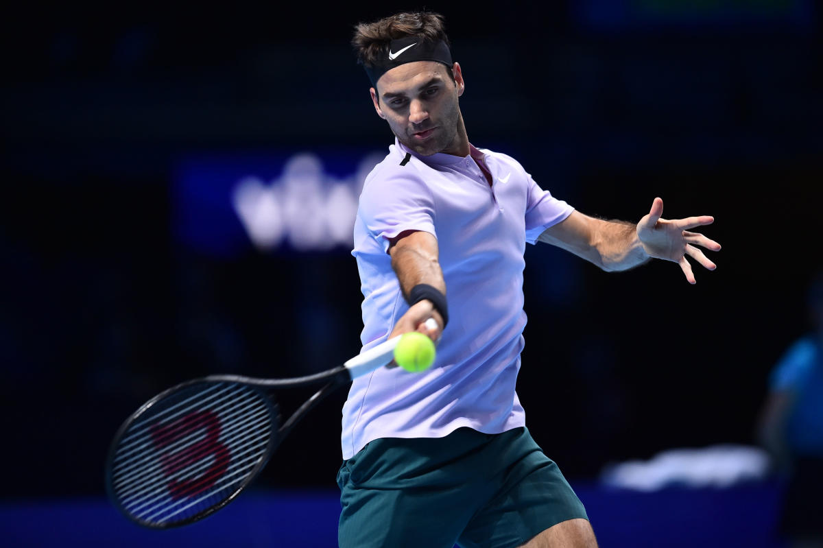 Federer wins 'generation' battle