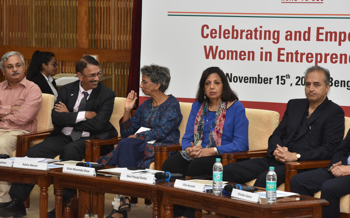 Industry leaders bat for more opportunities for women