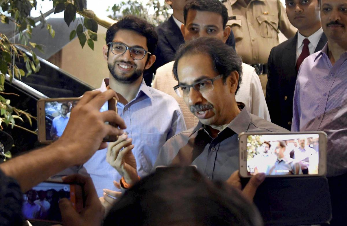 BJP offered Rs 5 crore MLAs to switch sides: Sena