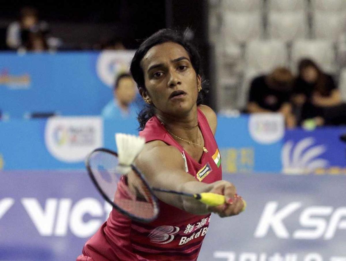 Sindhu enters quarters; Saina, Prannoy crash out of China Open