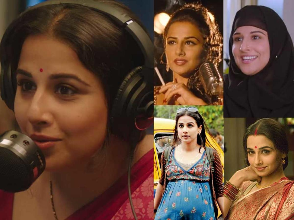How Vidya Balan defied the Bollywood female stereotype