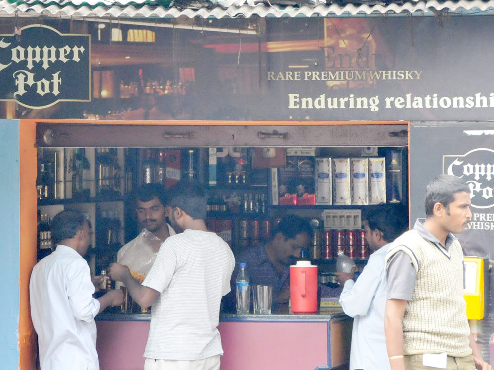 Excise department told to increase sale of Indian liquor