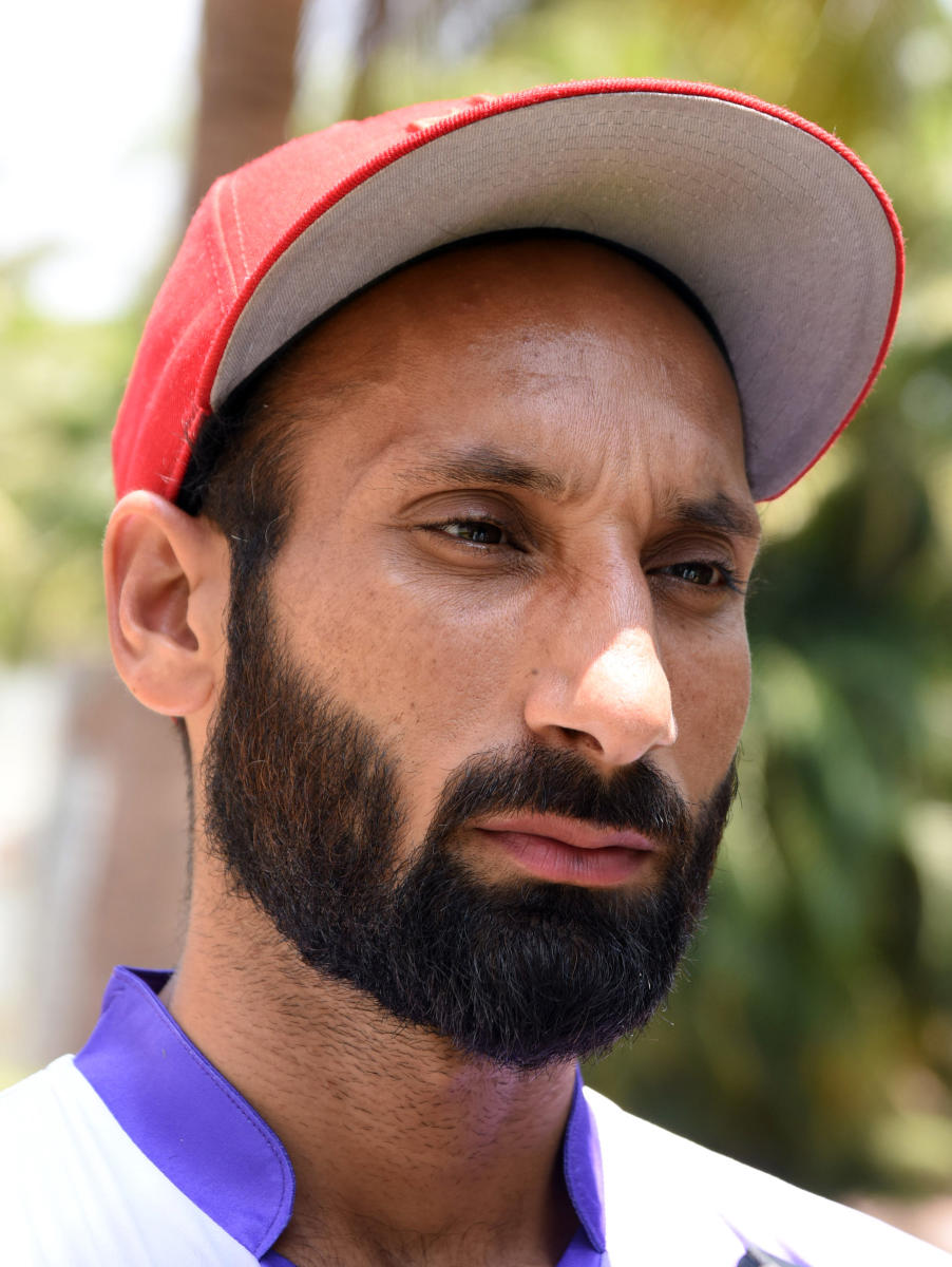 Sardar omitted for World League Final
