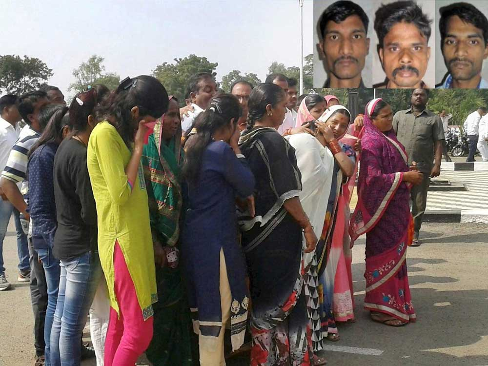 Kopardi rape-murder case: three accused held guilty