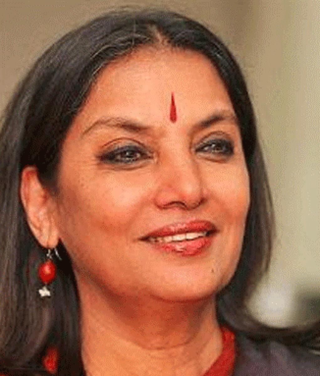 Film industry should boycott IFFI: Shabana Azmi