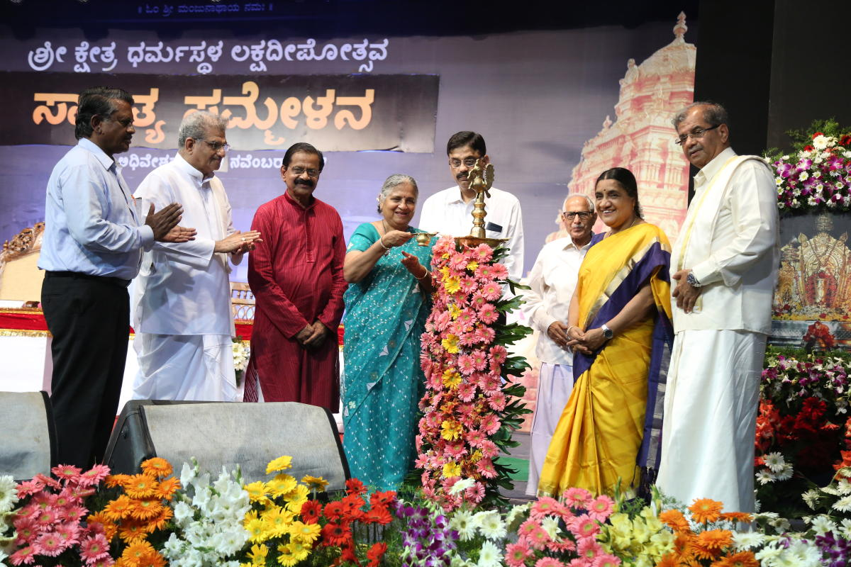 Poetry needs more than mere talent: B R Lakshman Rao