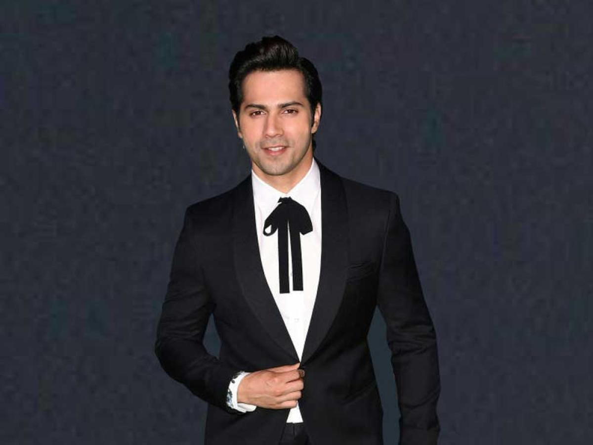 I do films that touch my heart: Varun Dhawan
