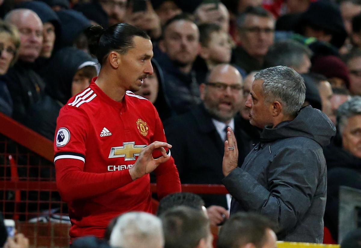 Mourinho delighted by 'emotional' Ibrahimovic return