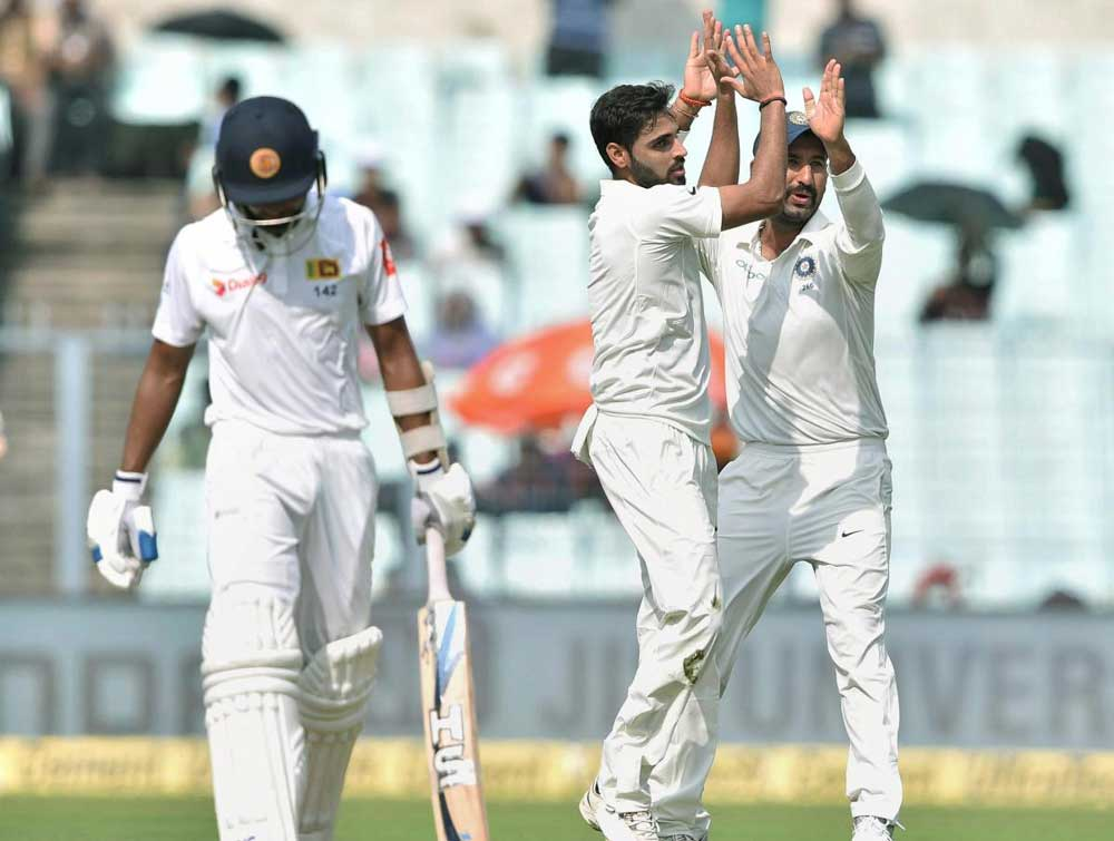 First Test between India and Sri Lanka ends in draw