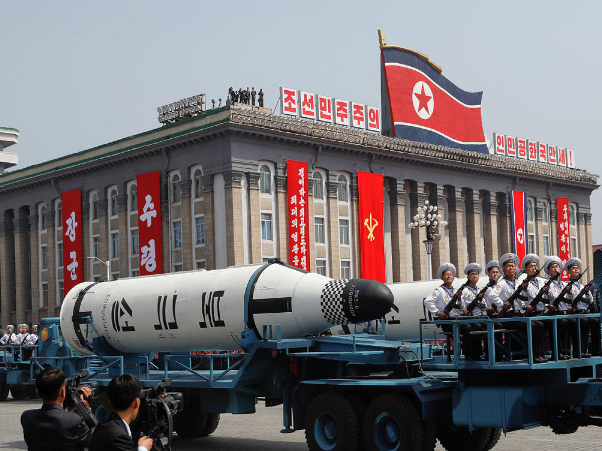 'N Korea can develop ICBM capable of reaching United States'
