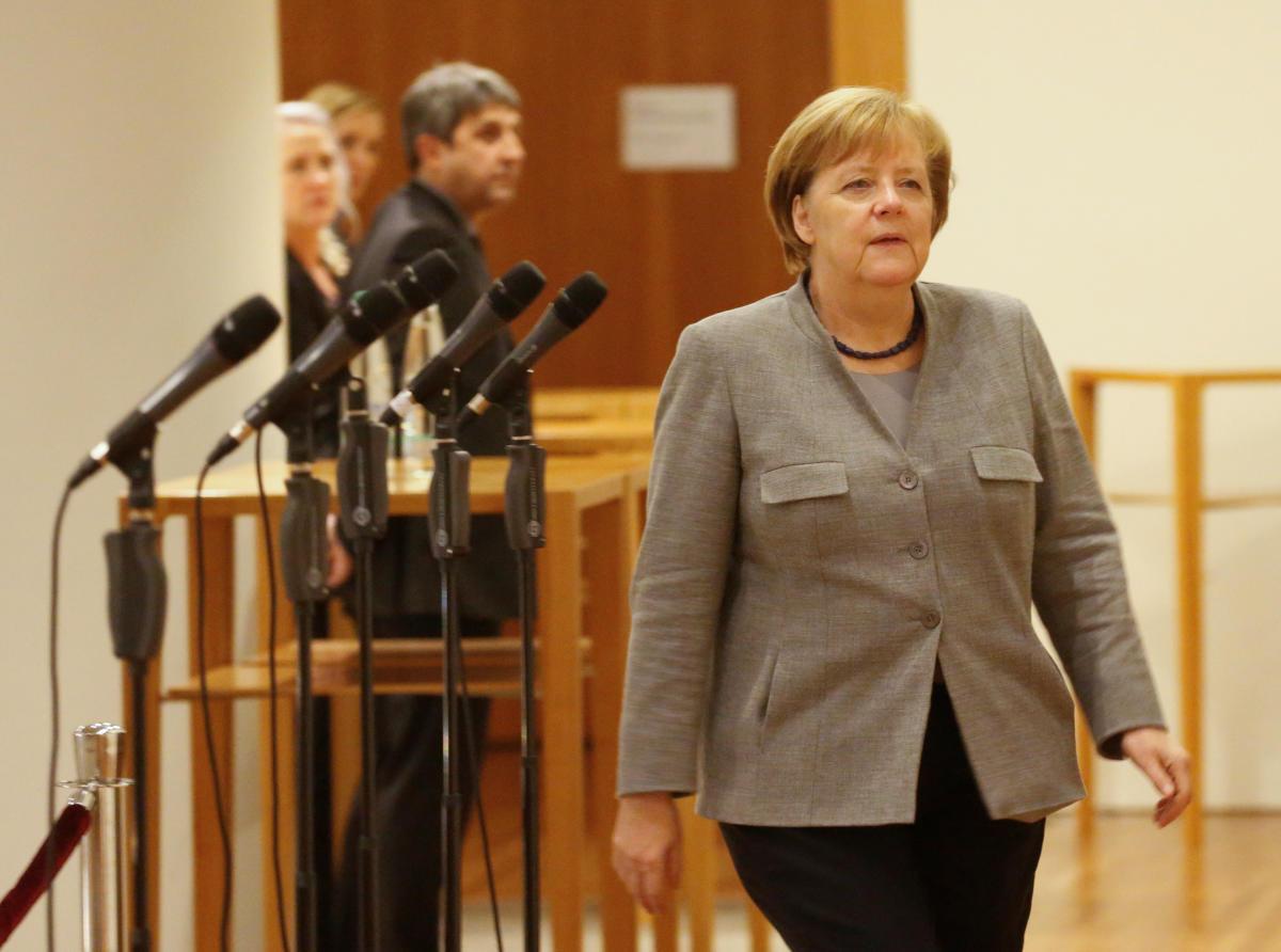 Germany in political turmoil as coalition talks fail