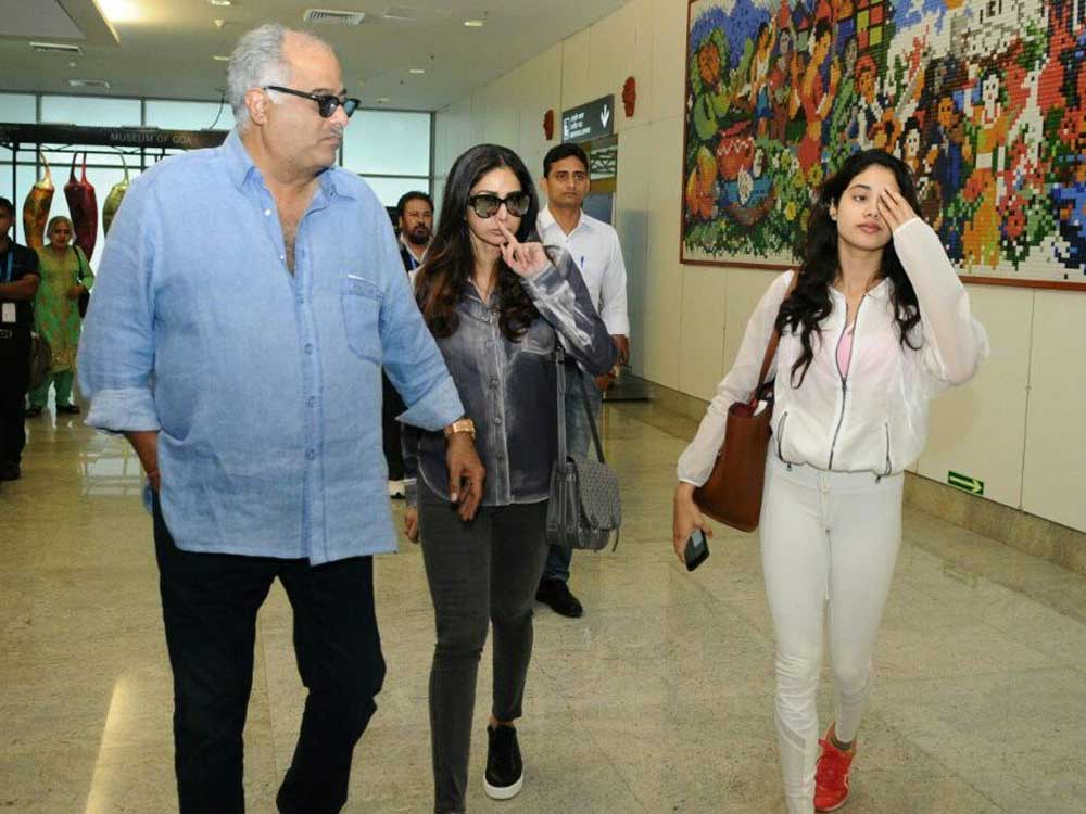 Sridevi to inaugurate IFFI's Indian Panorama Section