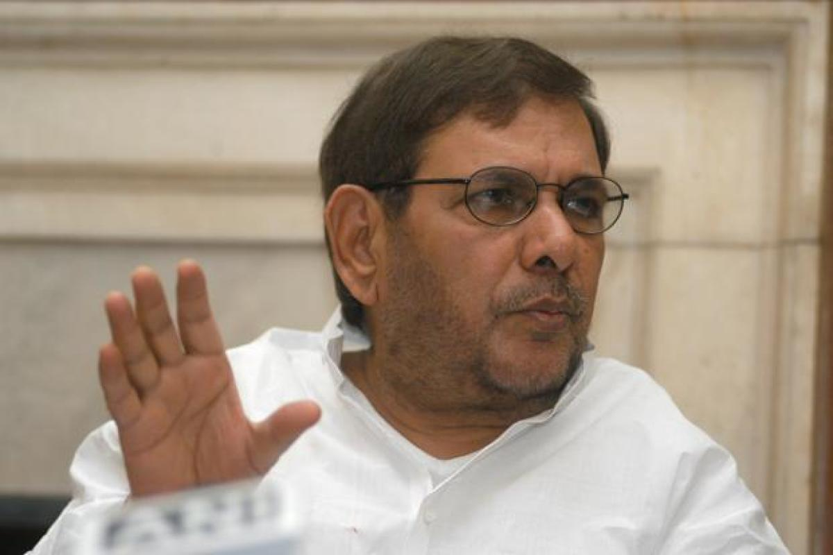 Sharad Yadav faction of JD(U) moves HC against ECI verdict on party symbol