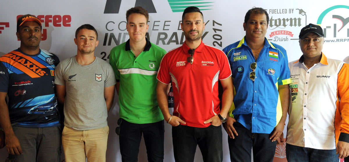 Sizzling action in prospect at APRC final leg