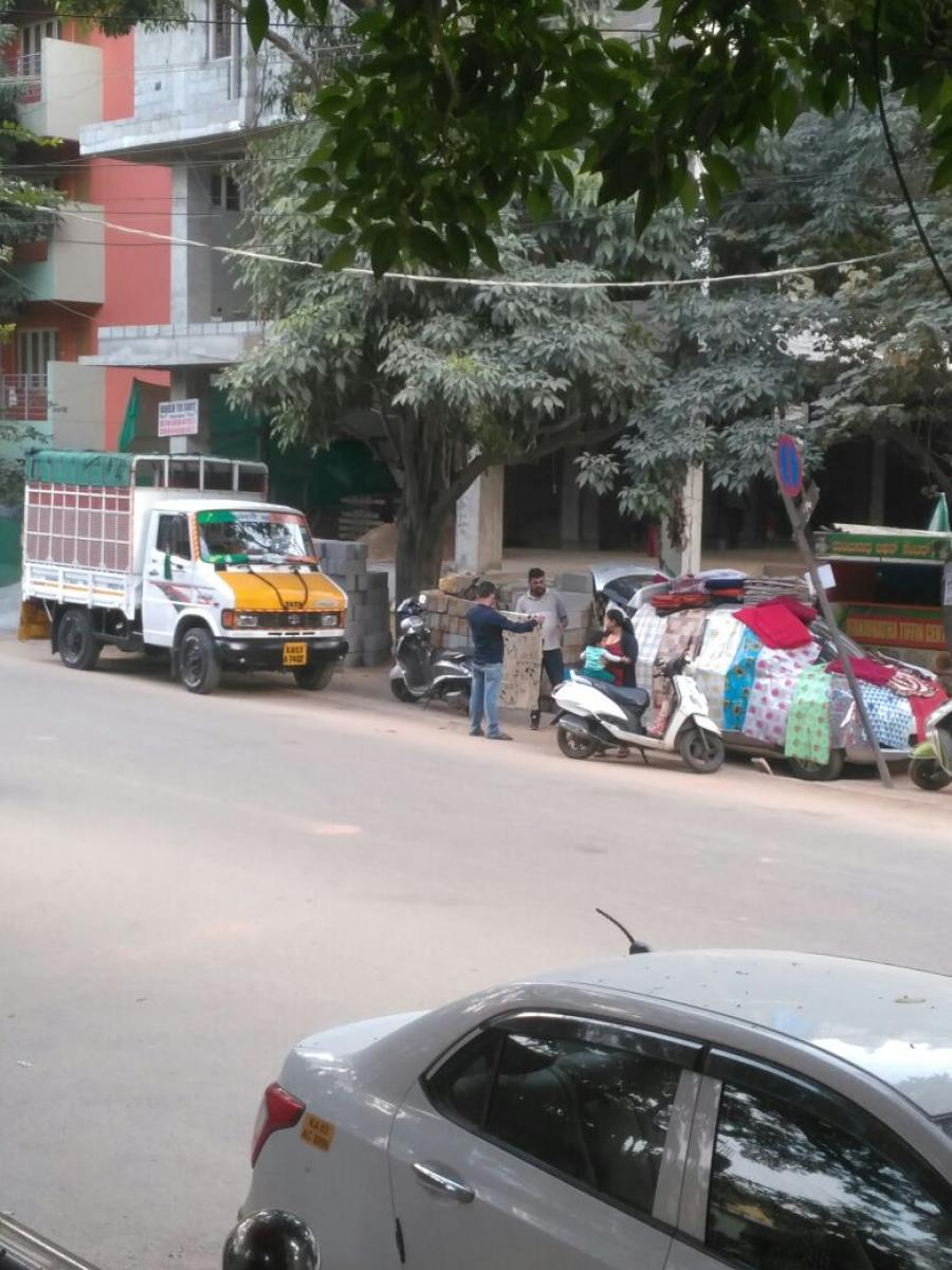 Fight for footpaths: 'footpathkon' against encroachments