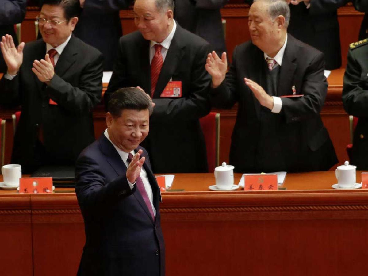 Millions of Chinese officials directed to read Xi's new book