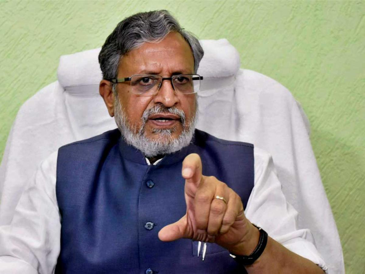 JD-U, BJP natural allies, will fight 2019 poll together: Sushil