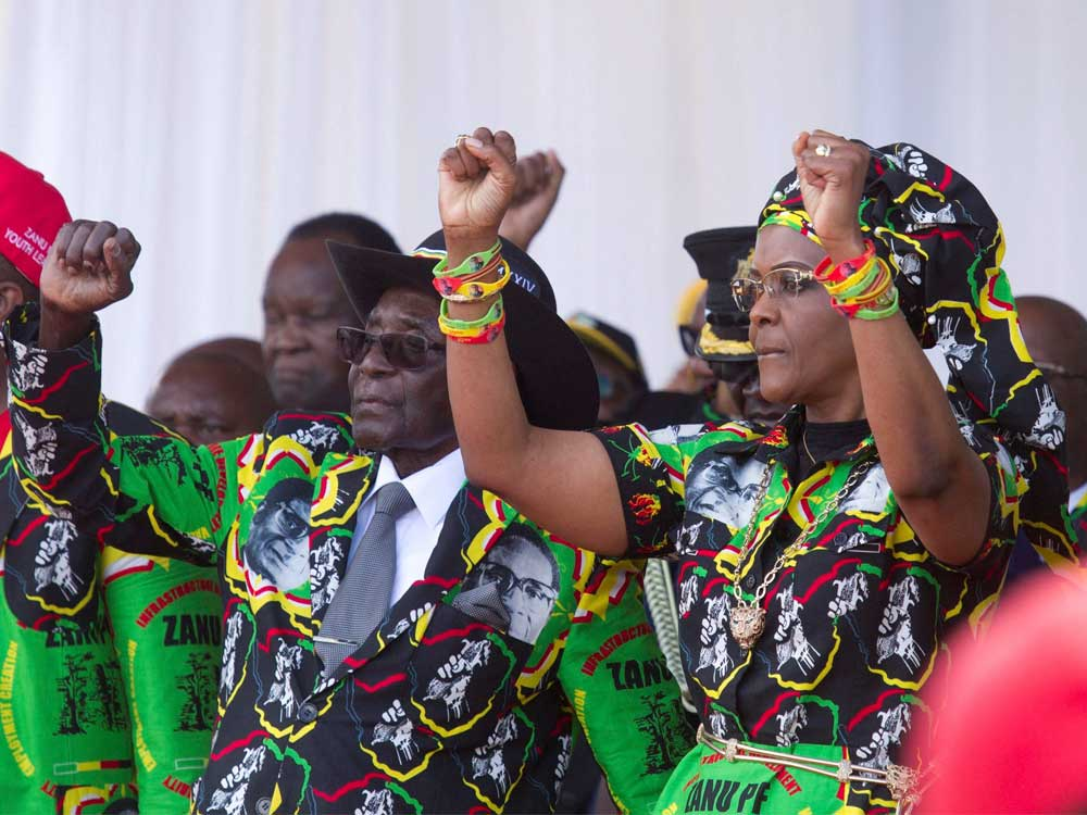 Military action against Mugabe was legal: court