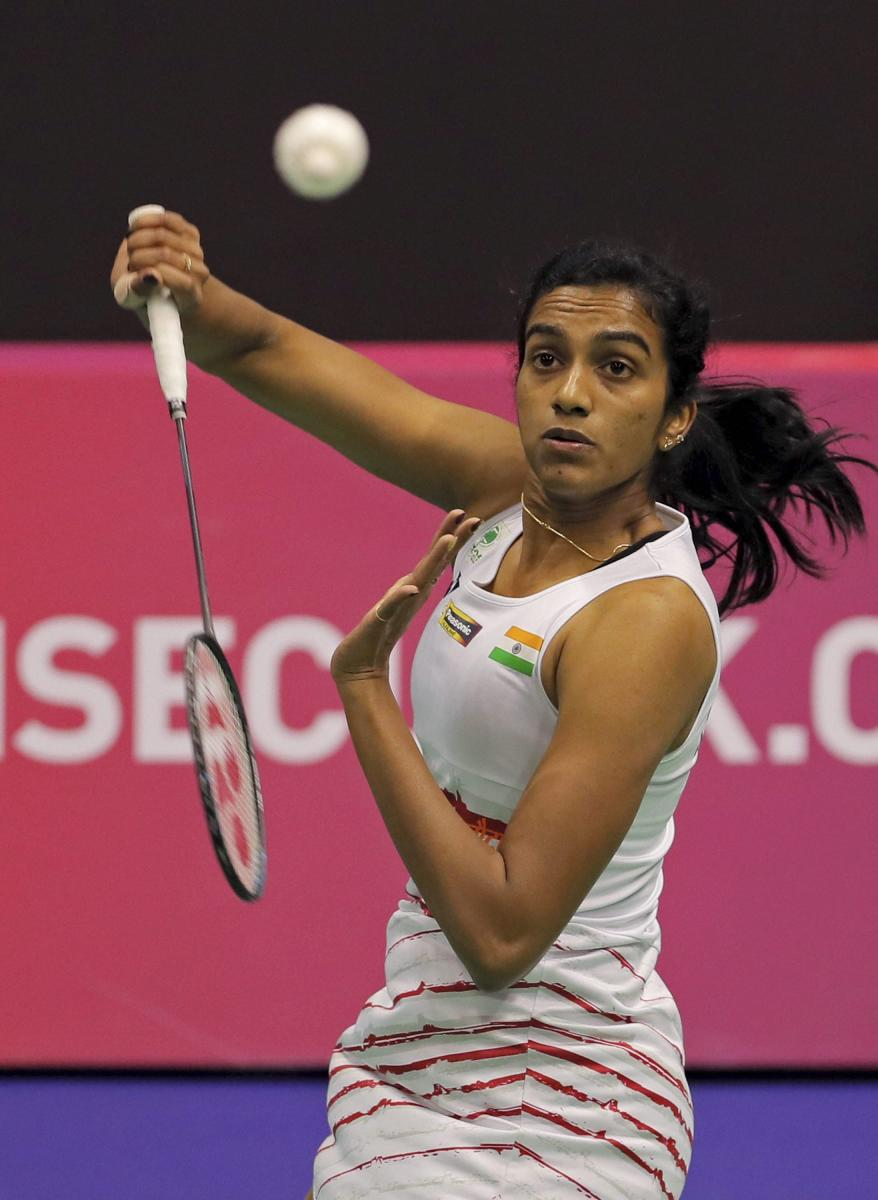 Sindhu ousts Intanon to enter final