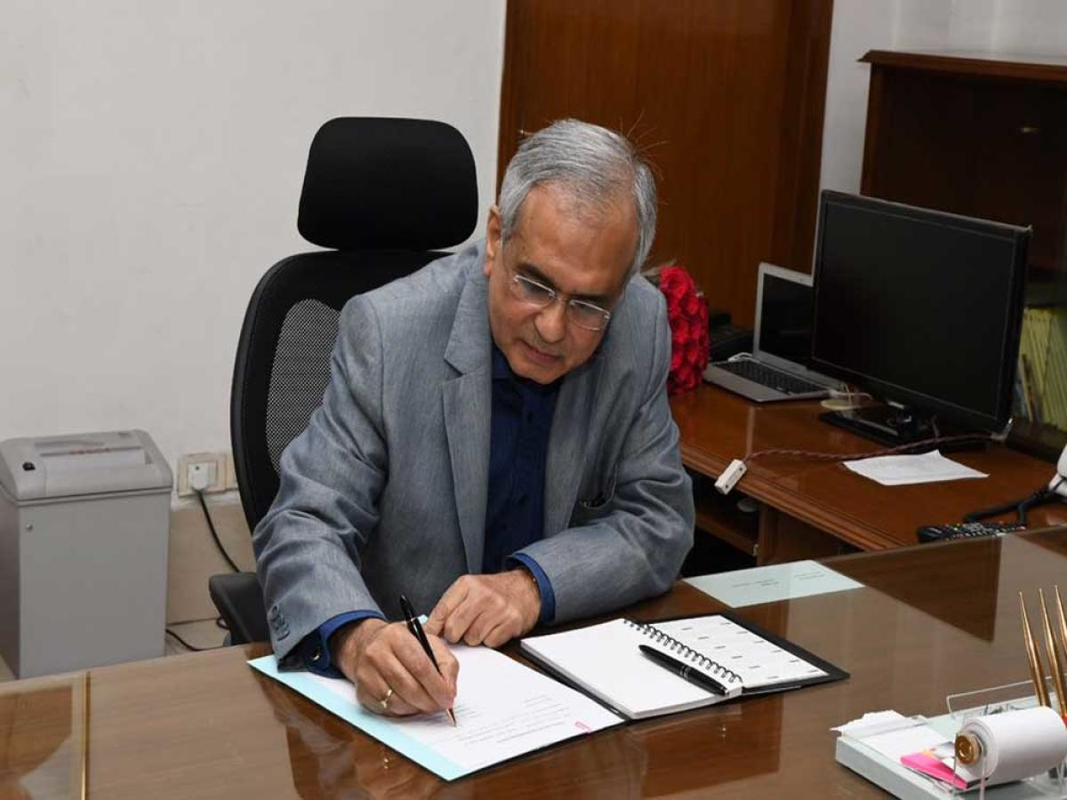 Time for consolidation of reforms initiated in 42 months: Rajiv Kumar