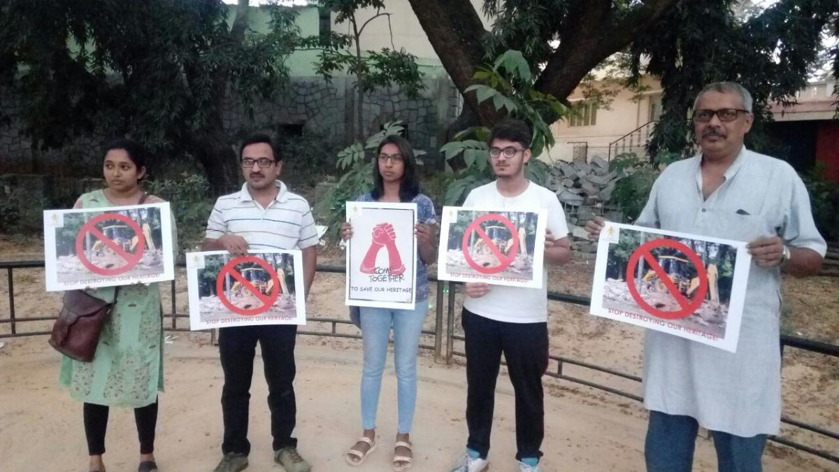 Bengaluru lost Krumbiegel Hall, let's save aquarium: Intach