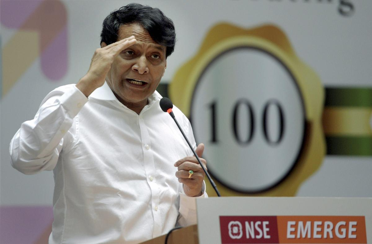 Working on package for gems, jewellery sector: Prabhu
