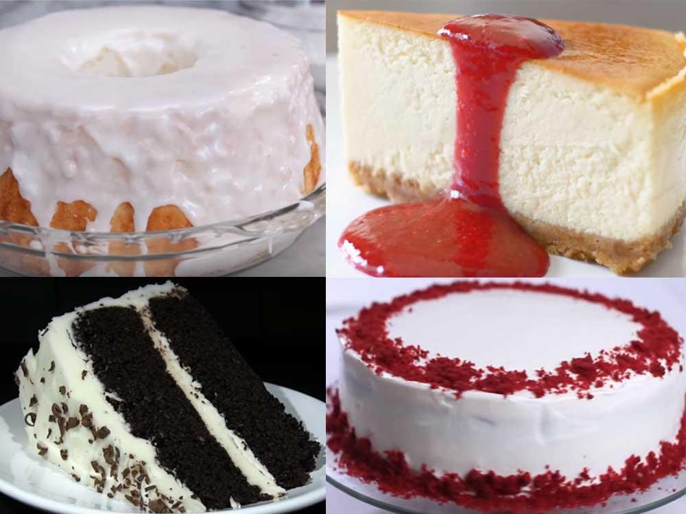 Quintessential American Cakes
